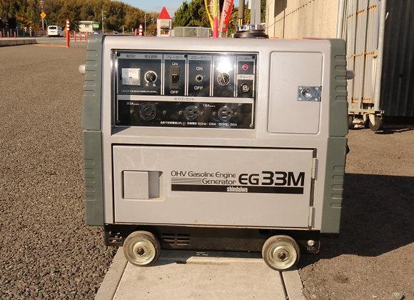 新ダイワ 発電機 EG33M-B No.Y2269