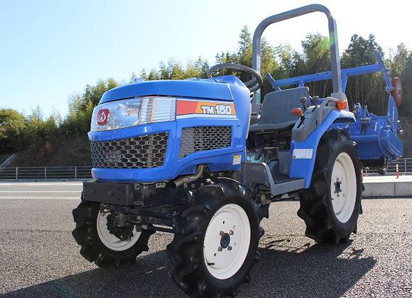 (売約済み)イセキ トラクター TM150 No.Y2098