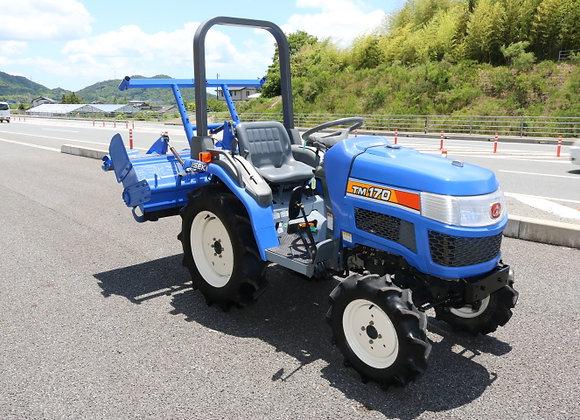 (売約済み)イセキ トラクター TM170 No.Y2596