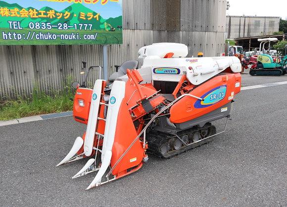 (売約済み)クボタ コンバイン SR-J3 No.Y2750