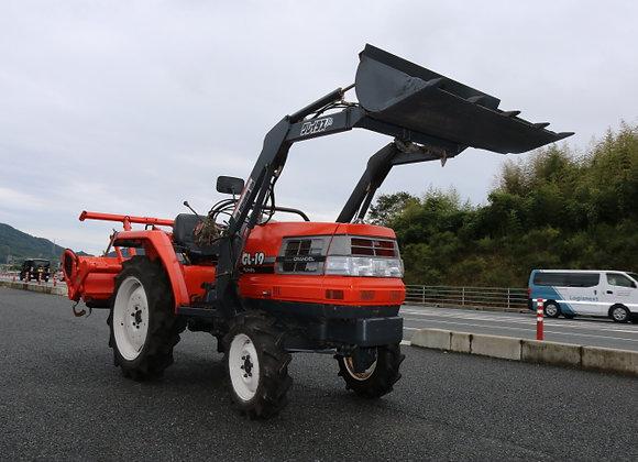 (売約済み)クボタ トラクター GL-19 No.Y2806
