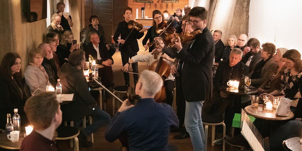 Bach og Bacchus på Nøgne Ø - VÅR/ Bach and Bacchus at Nøgne Ø - SPRING