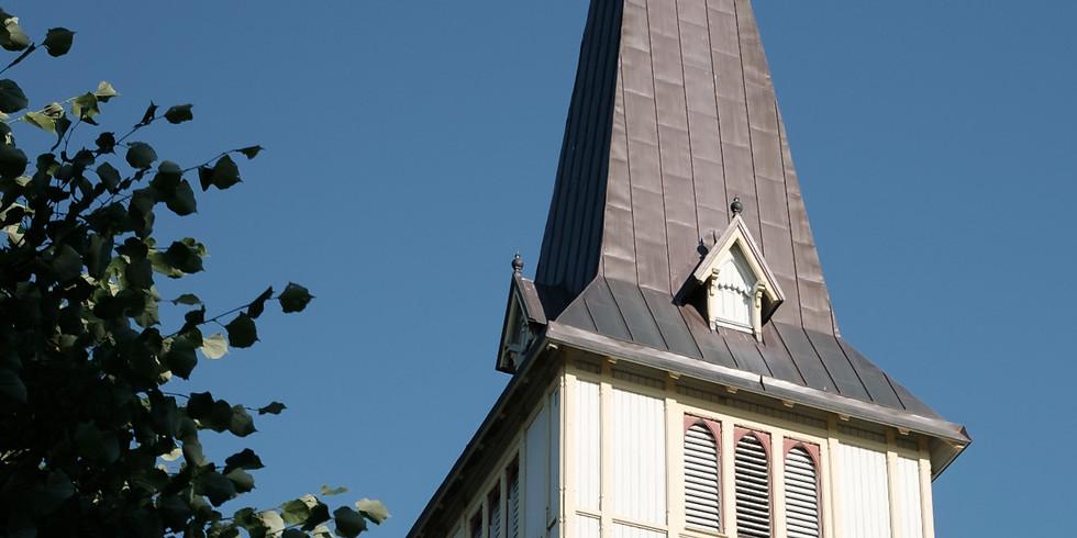Vår i Kirken/ Spring in the church (1)