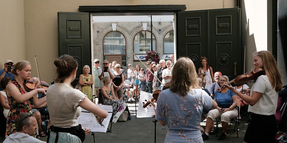 Gratiskonsert Thommesengaarden lørdag 6. juli, 12.00