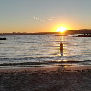Sophro coucher de soleil
