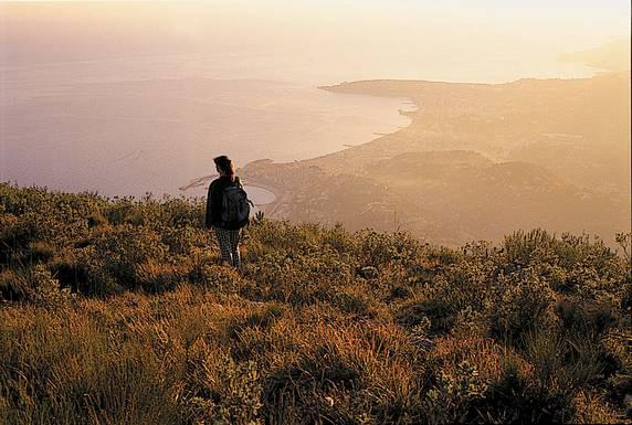 Sophro sur un sommet