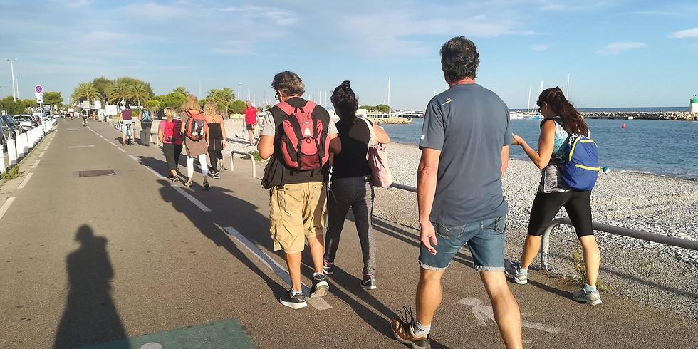 Sophro au bord de mer + marche active