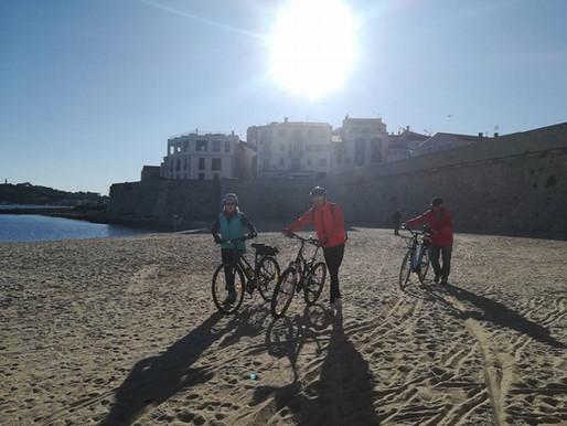 Balade vélo + sophro