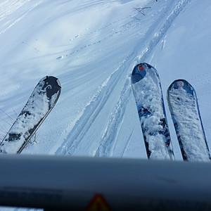 Nos sorties ski