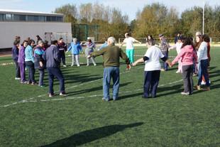 Jogos Inclusivos - Encontro Intergeracional
