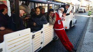 O CRIC no comboio de Natal