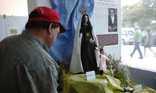 """Visita à exposição """"Confidentes de Maria"""""""