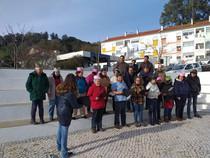 CRIC canta as janeiras na União de Freguesias e Câmara Municipal de Coruche