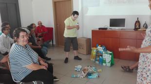 Ação de informação sobre Reciclagem