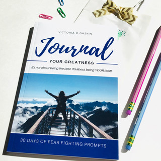 Journal Your Greatness Co.