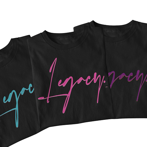 Legacy Color Combos Tee