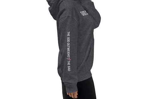 God Can Hoodie Pullover