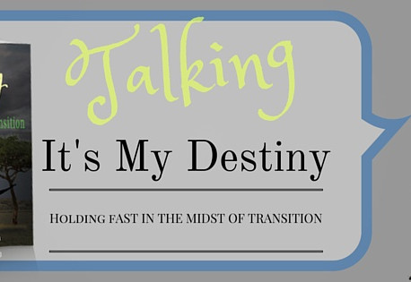 We are talking It's My Destiny on Facebook!