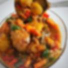 Chicken Curry Sauce