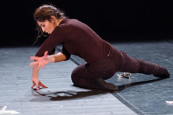Alejandra Balboa Danza Conteporánea Pontevedra