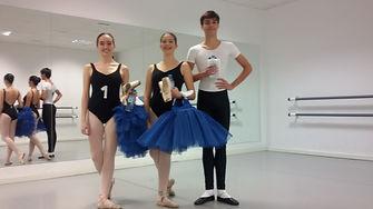 Ballet,danza,clase de ballet,