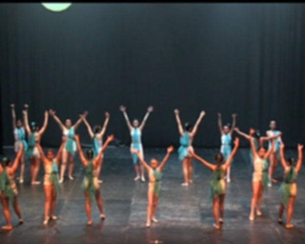 Danza Moderna Pontevedra nivel Intermedio