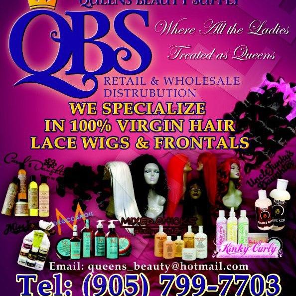 QBS-QUEENS BEAUTY SUPPLY