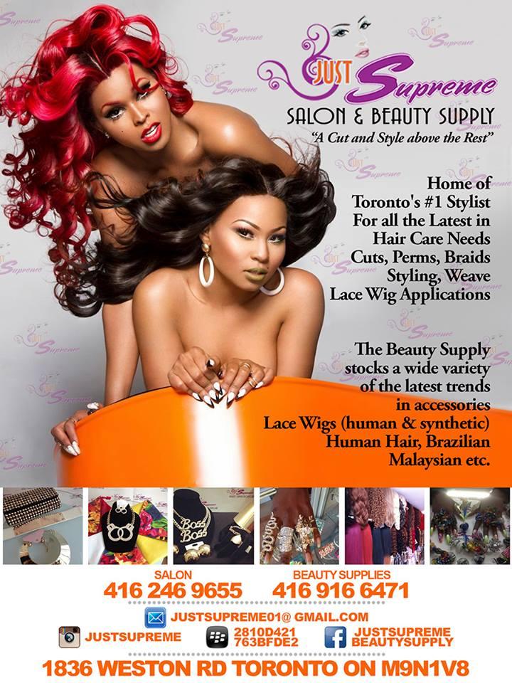 Just Supreme Salon & Beauty Supply