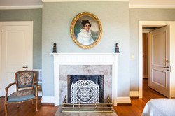 French Bedroom Fireplace