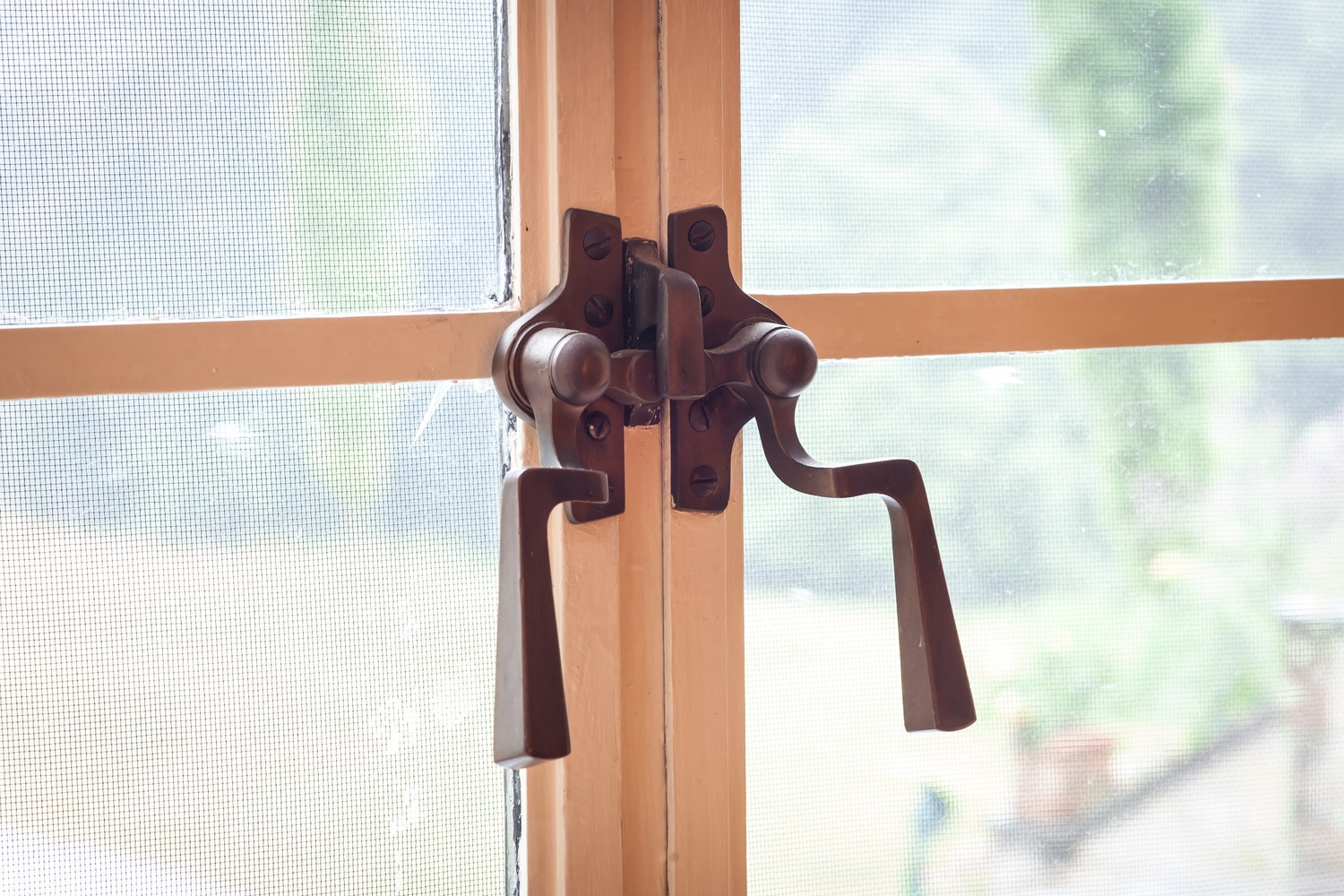 Original Window Hardware