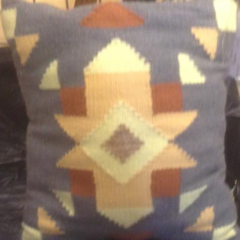 Southwest design pillow