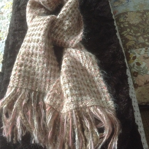 Neopolitan scarf