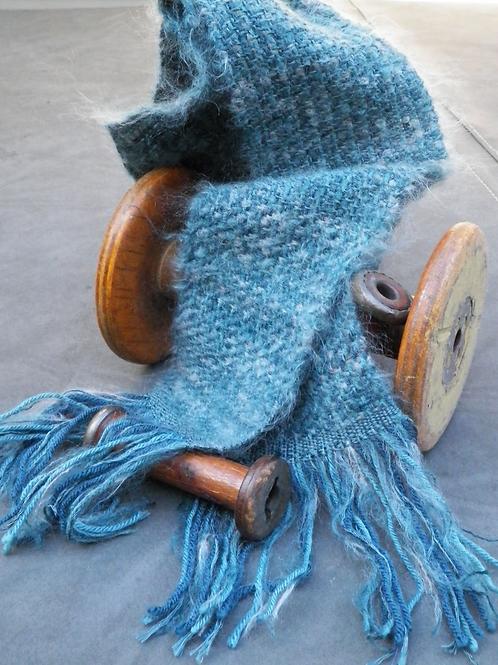 """""""Foggy Morning"""" scarf"""