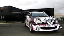 Sponsor pour la Finale des Rallyes 2014 !