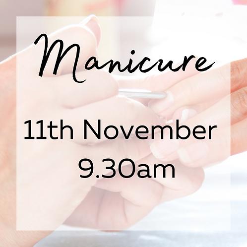 Manicure Course