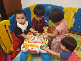 Yishun Methodist Mission | YMM | Yishun Church Babes