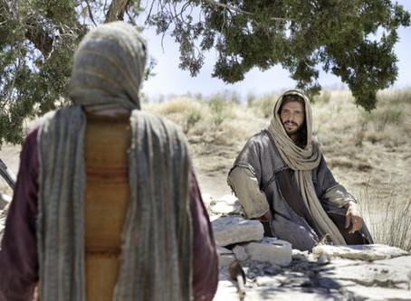 12 January 一月| John 约4:1-42 |