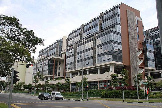 卫理义顺北宣堂 | YMM | Yishun Ave 6