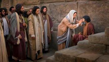 19 January 一月| John 约9:1-41 |