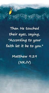 Daring Faith Mobile Wallpaper