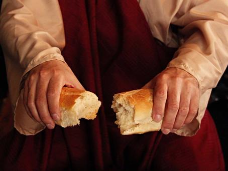 16 January 一月| John 约6:25-71 |