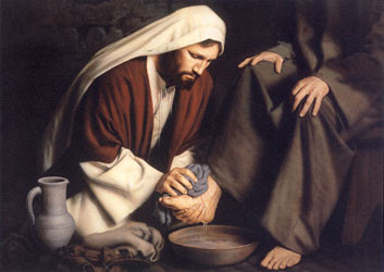 23 January 一月| John 约13:1-38 |