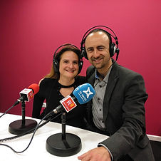 Neus Flores - Entrevista de radio sobre