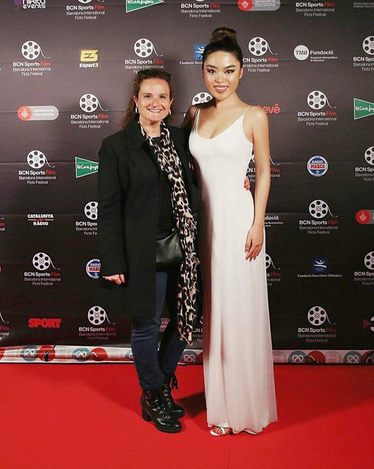 Helen Hong Sports Film Fest 2018