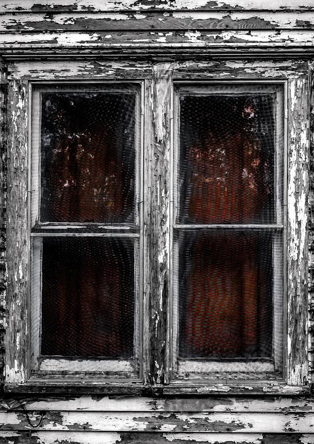 Abandoned House on Western 042019 (1 of
