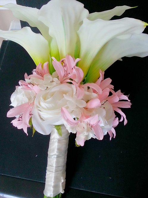 Silk bouquet