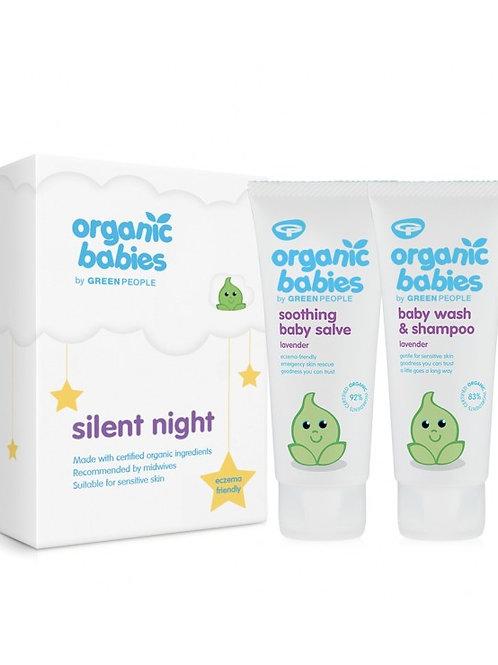 ORGANIC BABIES SILENT NIGHT GIFT