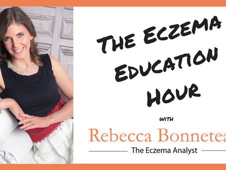Questions About Eczema? Join My Eczema Education Hour - FREE