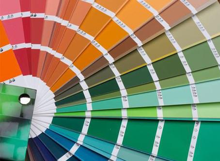 Como criar a paleta de cores perfeita para a sua marca?