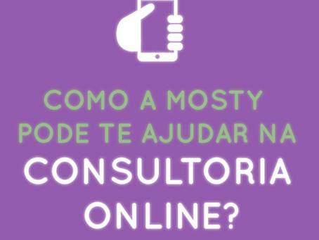 Como a MOSTY te ajuda na Consultoria Online.